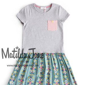 New NWT Size 8 Curtsey Dress Matilda Jane MJ